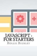 JavaScript af Hollie Buckley