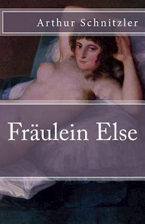 Bog, paperback Fraulein Else af Arthur Schnitzler