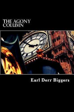 Bog, paperback The Agony Column af Earl Derr Biggers