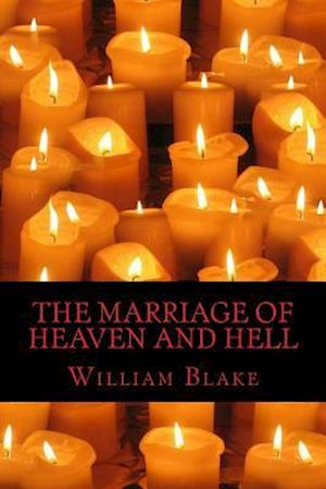 Bog, paperback The Marriage of Heaven and Hell af William Blake