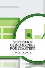 Statistics Using Excel af Joel Rowe