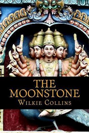 Bog, paperback The Moonstone a Romance af Wilkie Collins