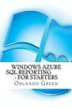 Windows Azure SQL Reporting