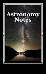 Astronomy Notes af College Study Books