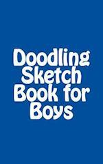 Doodling Sketch Book for Boys