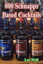 800 Schnapps Based Cocktails