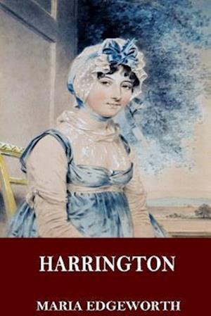 Bog, paperback Harrington af Maria Edgeworth