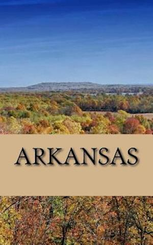 Bog, paperback Arkansas af Travel Books