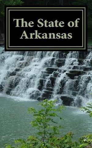 Bog, paperback The State of Arkansas af Travel Books