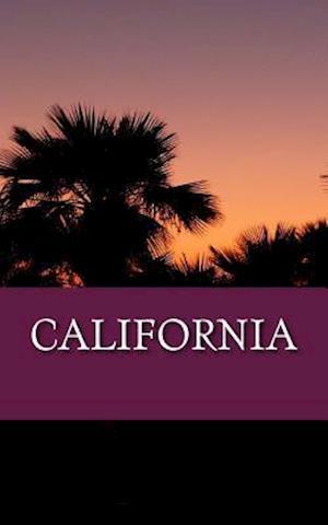Bog, paperback California af Travel Books