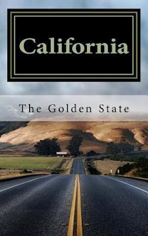 Bog, paperback California - The Golden State af Travel Books