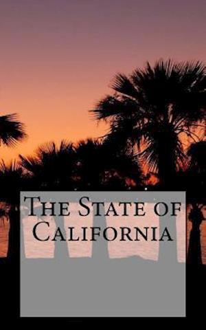 Bog, paperback The State of California af Travel Books