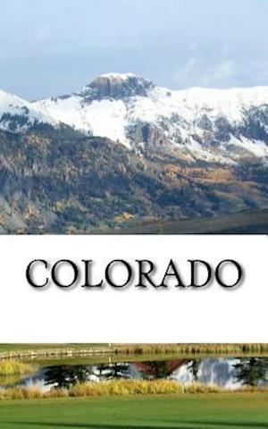 Bog, paperback Colorado af Travel Books
