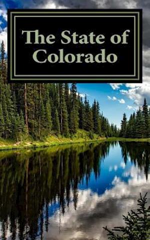 Bog, paperback The State of Colorado af Travel Books
