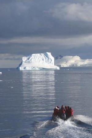 Bog, paperback Iceberg in Antarctica Journal af Cool Image