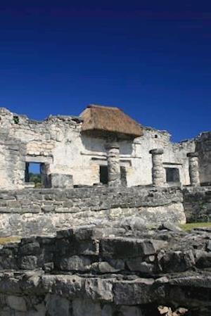 Bog, paperback A Sunny Day in the Mayan Ruins of Tulum Mexico Journal af Cool Image
