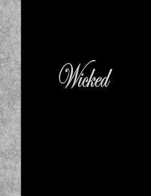 Bog, paperback Wicked af Ij Publishing LLC