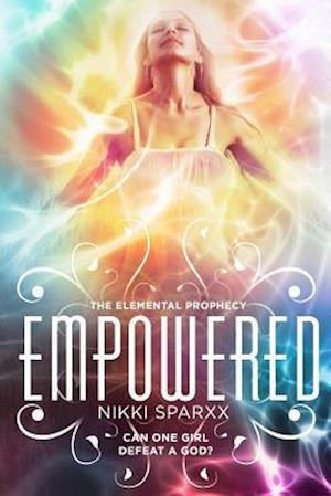 Bog, paperback Empowered af Nikki Sparxx