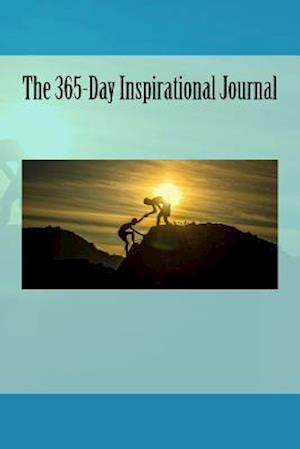 Bog, paperback The 365-Day Inspirational Journal af Inspirational Motivational Books