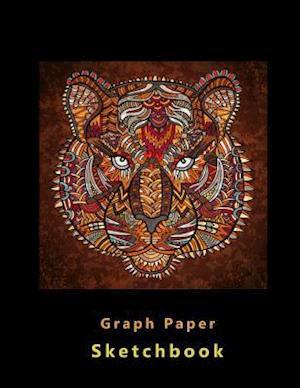 Bog, paperback Graph Paper Sketchbook af Studio O