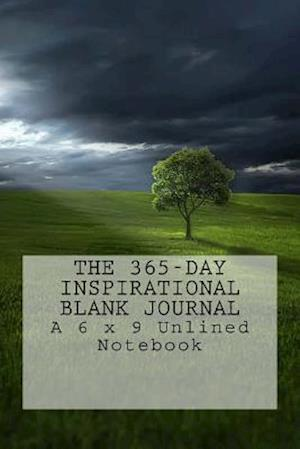 Bog, paperback The 365-Day Inspirational Blank Journal af Inspirational Motivational Books