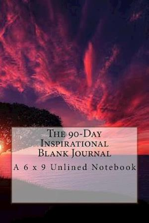 The 90-Day Inspirational Blank Journal