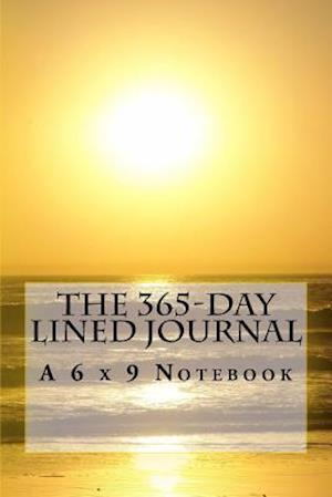 Bog, paperback The 365-Day Lined Journal af Inspirational Motivational Books