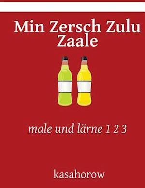 Bog, paperback Min Zersch Zulu Zaale af kasahorow