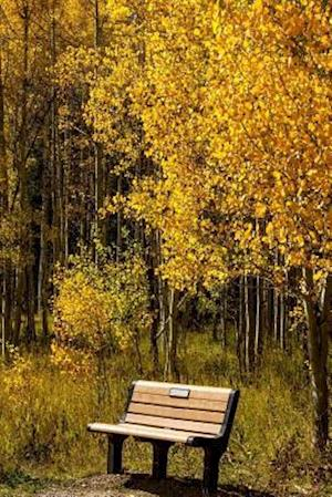 Bog, paperback Autumn in Steamboat Springs Colorado USA Journal af Cs Creations