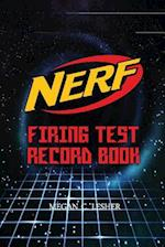 Nerf Firing Test Record Book Version 1.3.2