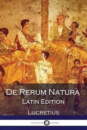 Bog, paperback de Rerum Natura (Latin Edition) af Titus Lucretius Carus