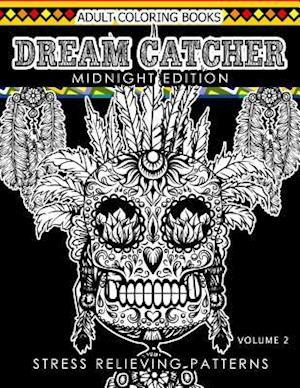 Bog, paperback Dream Catcher Coloring Book Midnight Edition Vol.2 af Dream Catcher Coloring Book, Una R. Richards