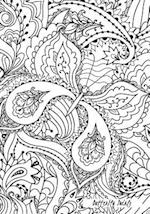 Butterfly Swirls - A Color Your Cover Journal