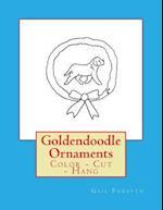 Goldendoodle Ornaments