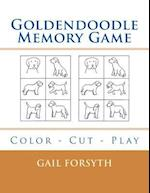 Goldendoodle Memory Game