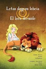 Lotan Dagoen Lehoia/ The Sleeping Lion af Amaia B. Madison