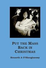 Put the Mass Back in Christmas