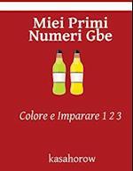 Miei Primi Numeri GBE