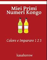 Miei Primi Numeri Kongo
