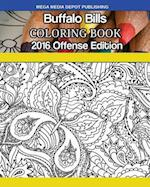 Buffalo Bills 2016 Offense Coloring Book