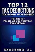 Top 12 Tax Deductions You Might Have Missed