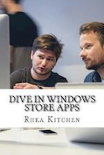 Dive in Windows Store Apps