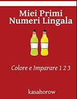 Miei Primi Numeri Lingala