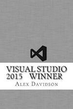 Visual Studio 2015 Winner