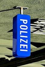Polizei Police Station in Berlin, Germany