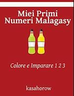 Miei Primi Numeri Malagasy