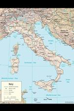 A Map of the European Nation, Italy