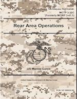 Marine Corps Techniques Publication McTp 3-30c Formerly McWp 3-41.1 Rear Area Operations 2 May 2016