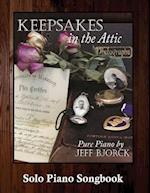 Keepsakes in the Attic - Pure Piano by Jeff Bjorck