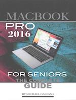 Macbook Pro 2016 for Seniors